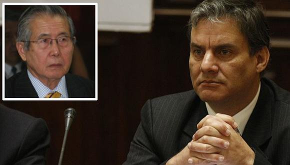 Daniel Figallo rechazó de plano la solicitud de Alberto Fujimori. (USI)