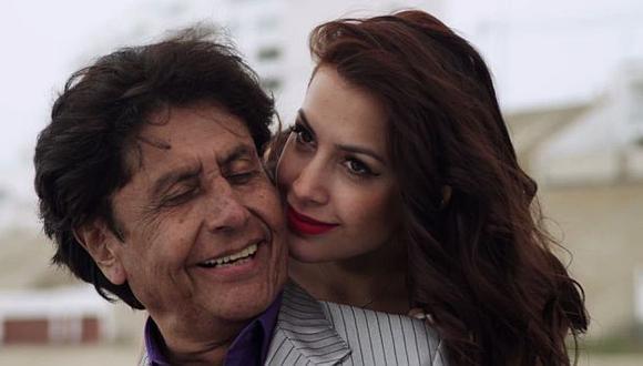 Milett Figueroa caracterizará a la hija de un capo de la mafia, interpretado por Reynaldo Arenas. (Al filo de la ley en YouTube)