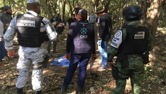 México | Hallan restos de 59 personas en fosas del estado mexicano de  Guanajuato | NNDC | MUNDO | PERU21