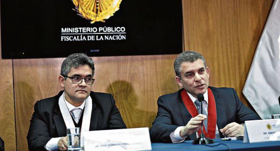 José Pérez y Rafael Vela interrogarán a Jorge Barata en Brasil el próximo año. (Perú21)