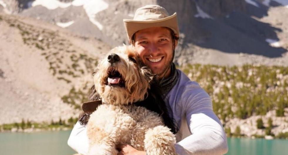 Andrew Laske y su perro, Benji, pasaron por una mala experiencia tras volverse famosos en Instagram. (Foto: @lilmanlife | Instagram)