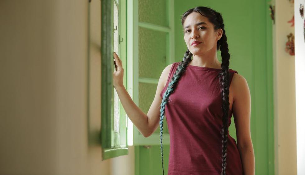 Mujer.21: Sheila Alvarado, una artista de arte, amor y lucha. (Piko Tamashiro/Perú21)