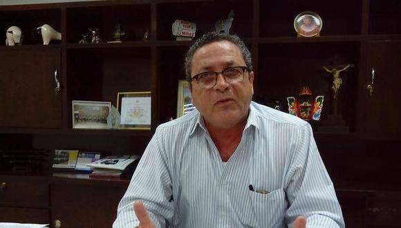 Javier Atkins, que iba a postular al gobierno regional de Piura, asegura que no permitirá injusticias.