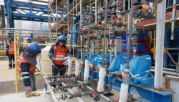 El contrato para la construcción de la planta de óxidos de Mina Justa tendrá una vigencia de aproximadamente 21 meses. (Foto: El Comercio)
