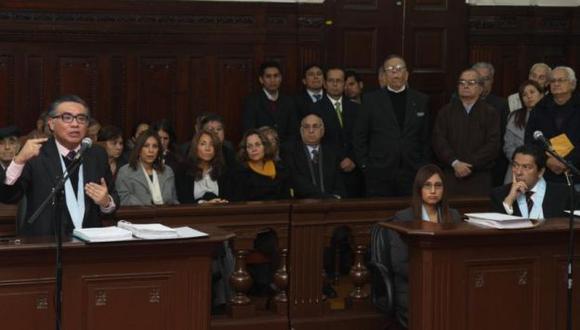 Padres y familiares de los jóvenes que fallecieron en la discoteca Utopía exigen justicia. (Perú21)