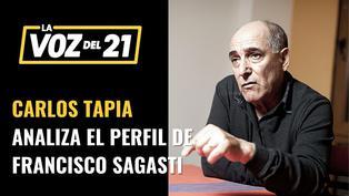 Carlos Tapia analiza el perfil de Francisco Sagasti