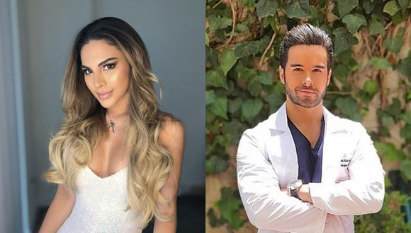 "Eleazar Gómez ya no será parte del elenco de la telenovela ""La mexicana y el güero"". (Foto: @tefivalenzuela/@eleazargomez333)"