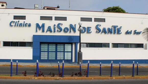 Una joven de 20 años denunció al médico Hugo Armando Álvarez Duarte de la Clínica Maison de Santé de Chorrillos por presuntos tocamientos indebidos. (Foto: GEC)