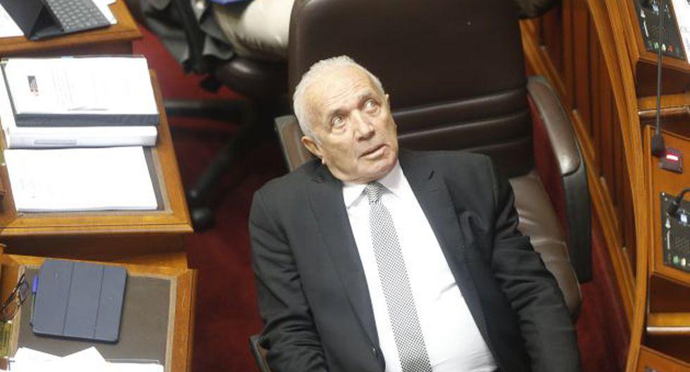 Guido Lombardi cuestiona actitud de la oposición en caso de Alfredo Thorne (Mario Zapata)