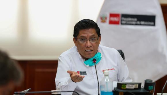 Premier Zeballos se pronunció sobre la actividad minera durante el estado de emergencia.
