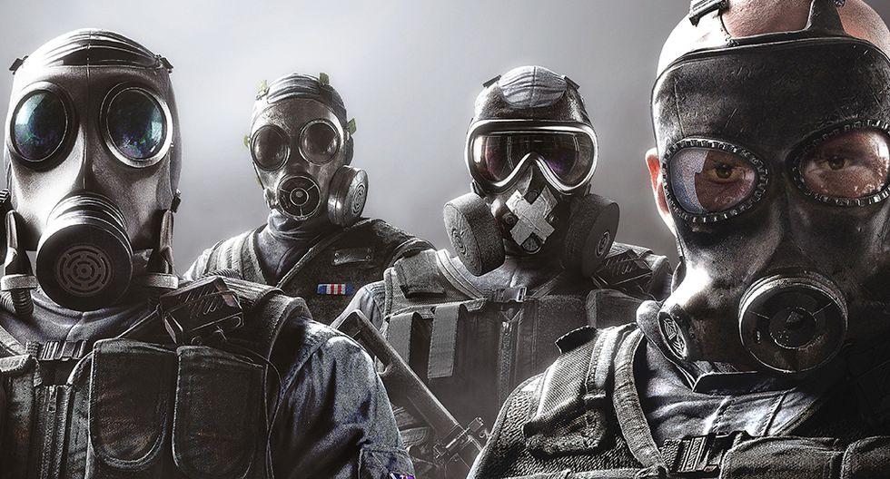 Ubisoft lanzó 'Rainbow Six Siege' en nuestro mercado para PS4, Xbox One y PC. (Fotos: Ubisoft)