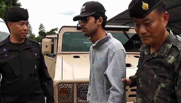 Tailandia: Policía detuvo a segundo sospechoso del atentado en Bangkok. (AP)