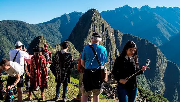 Turistas chinos llegaron a visitar Machu Picchu y presentan síntomas de coronavirus. (Foto referencial Getty)