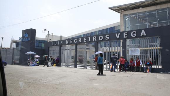 Captan a mujer de 66 años al interior del Hospital Negreiros con el fin de estafarla. (USI)