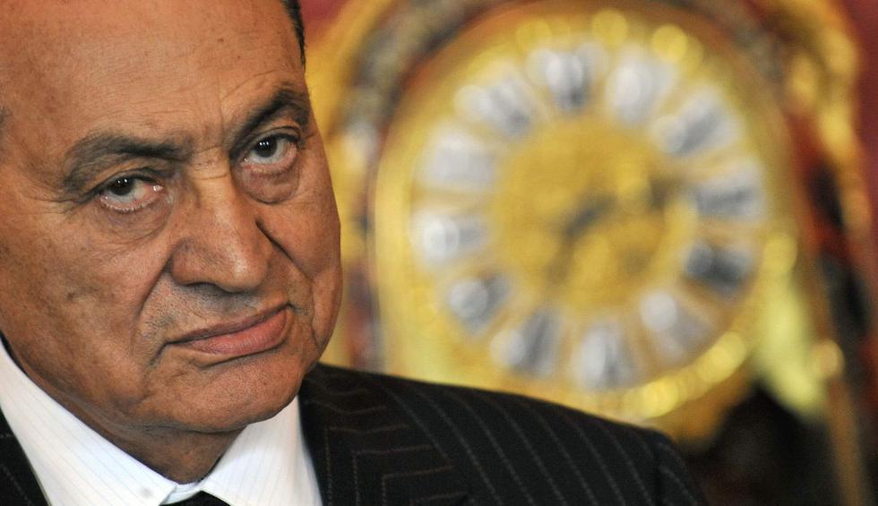 El expresidente egipcio Hosni Mubarak, que gobernó en Egipto durante tres décadas hasta que abandonó el poder tras un alzamiento popular, falleció este martes a los 91 años en un hospital militar. (AFP).