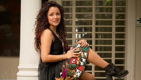 Araceli Poma es parte del disco y documental 'Las guerreras de la música afro-peruana' (Just Play).