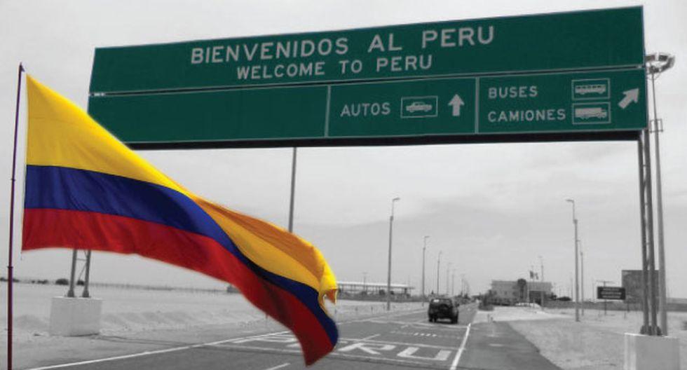 Mayoría de extranjeros que laboran en el país vienen de Colombia