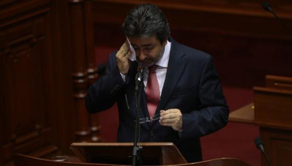 LIGAS MAYORES. Premier Jiménez dialogará con los dos bloques políticos más fuertes del país. (David Vexelman)