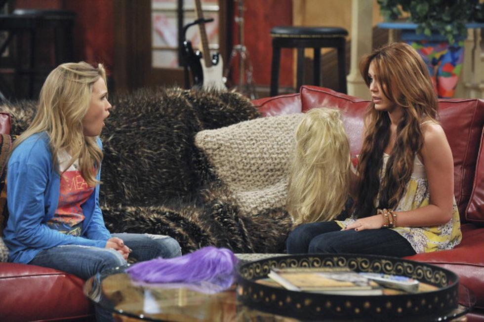 'Hannah Montana', la serie que llevó al estrellato a Miley Cyrus ya está en Netflix. (Getty)