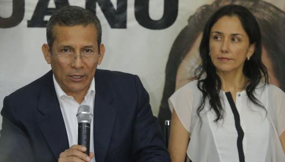 Tras las rejas. Humala y Heredia cumplieron 104 días en prisión. (Perú21)