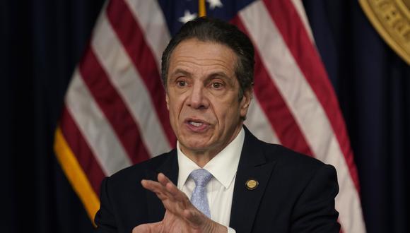 El gobernador de Nueva York, Andrew Cuomo. EFE