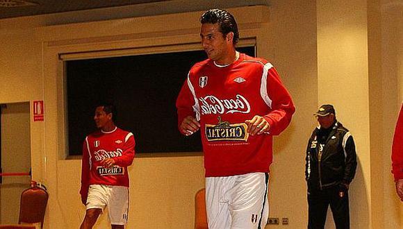 Claudio ya entrena en Madrid con el grupo. (Depor)