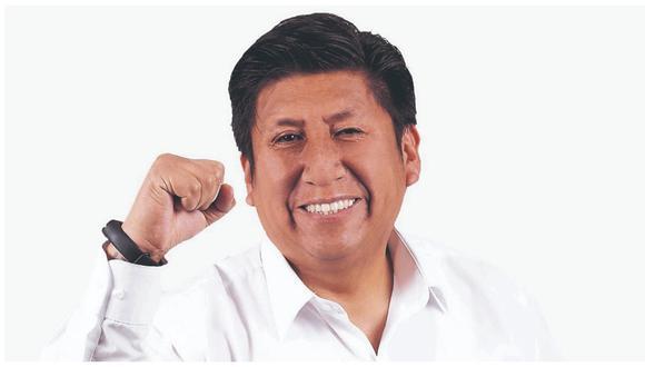 Waldemar Cerrón es el nuevo vocero del partido de su hermano, Vladimir (Perú Libre).