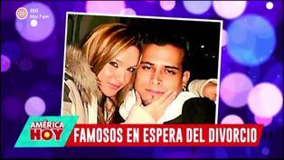 Celebridades de la TV peruana que aún esperan el divorcio