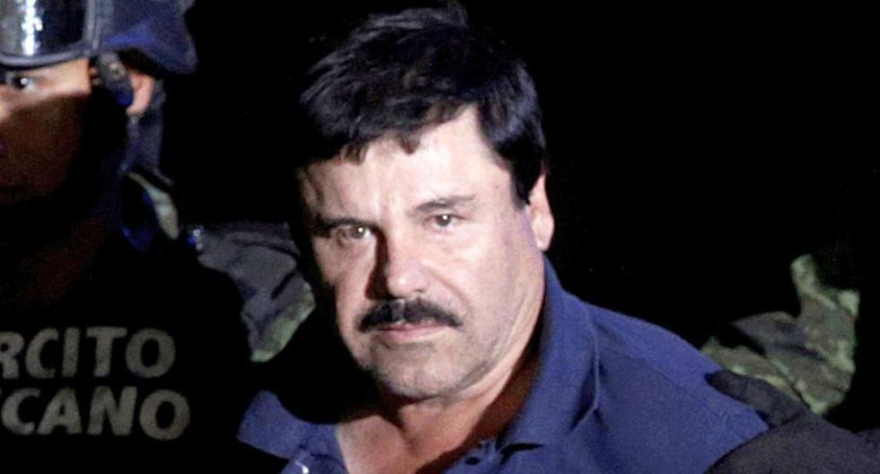 """El mexicano Joaquín """"El Chapo"""" Guzmán será procesado por narcotráfico en una corte de EE.UU. (Foto: Reuters)"""