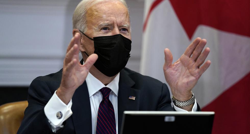 Joe Biden, presidente de Estados Unidos. (Foto: AP)