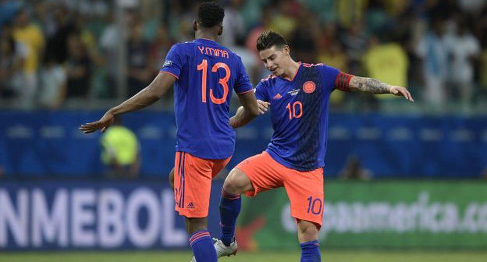 Colombia vs. Paraguay: chocan por el Grupo B de la Copa América 2019. (Foto: AFP)