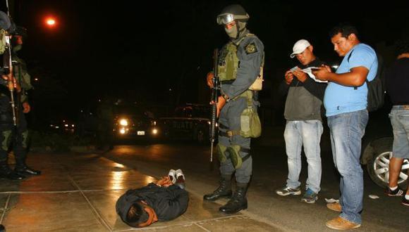 Detienen a 20 delincuentes y 8 extranjeras implicadas en trata de personas. (USI/Referencial)