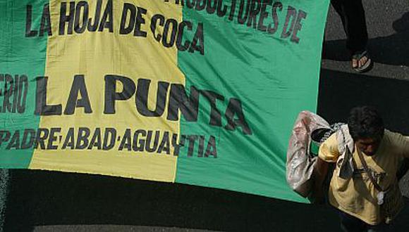 Dirigente asegura que ya no es un problema solo de Aguaytía, sino nacional
