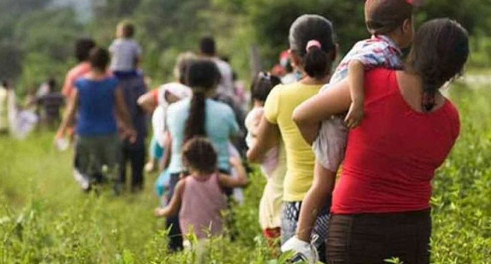 El secuestro fue denunciado por un hondureño de 23 años que logró escapar de sus captores la madrugada del pasado 21 de agosto y sentó la denuncia ante la policía local. | Foto: EFE / Referencial