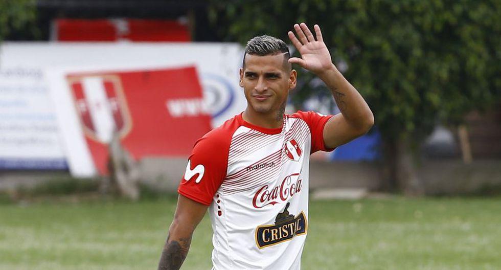 Flamengo anunció que Miguel Trauco vestirá la camiseta 13 esta temporada (Foto: GEC)