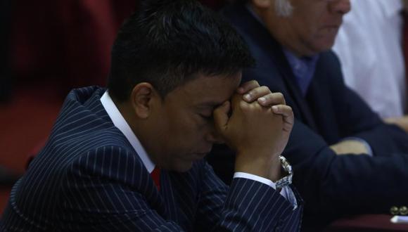 Vieira señaló que problemas técnicos y la ausencia de su abogado justifican la reprogramación de su defensa en la Comisión de Ética. (Foto: GEC)