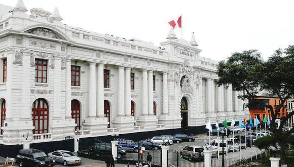 El Congreso fue disuelto por el presidente Martín Vizcarra el último lunes 30 de setiembre (Foto: Congreso de la República)