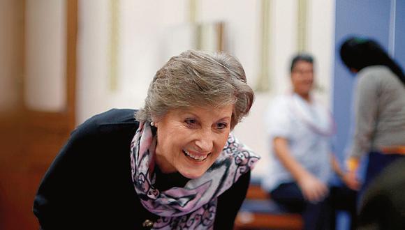 Mujer.21: Lucía Claux Koechlin (Perú21)