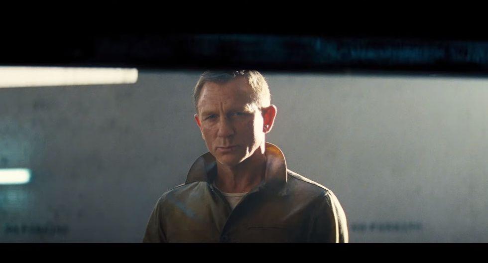 """""""James Bond: No Time To Die"""" será la película con mayor duración de la saga. (Foto: Sony)"""