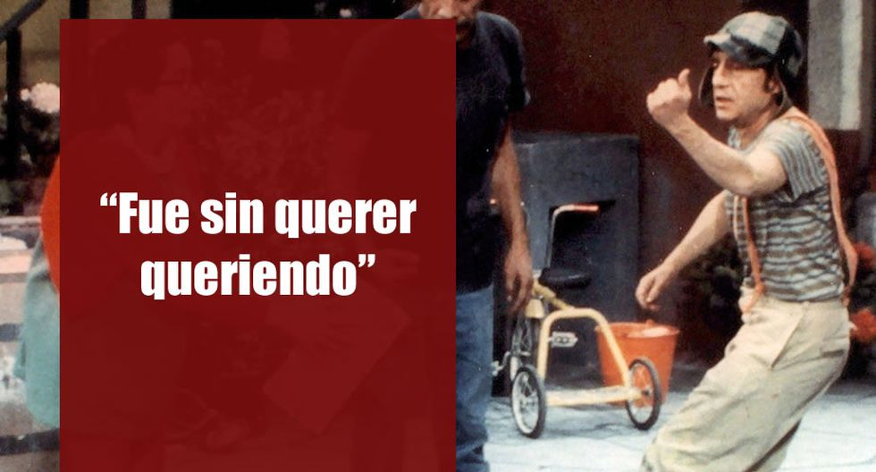 Chespirito Las Frases Más Recordadas Del Chavo Del 8