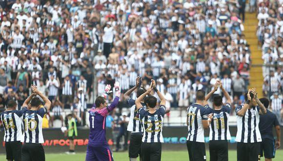 Alianza Lima vs. Sporting Cristal deben jugar los 25 minutos que restaban. (Foto: USI)