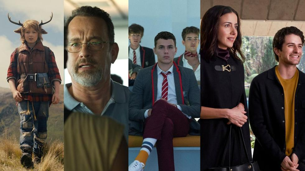 El mes de junio llega con lo nuevo de la familia De la Mora, los estudiantes de las Encinas, una nueva temporada de Lupin y una producción de  Robert Downey Jr. y Susan Downey con 'Sweet tooth'. Junio llega con hartas novedades.