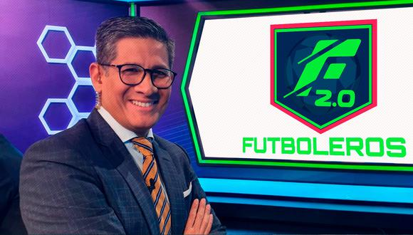 Erick Osores en el centro de las críticas por polémicas declaraciones en su programa Futboleros 2.0 (Foto: Facebook: Erick Osores- Futboleros 2.0)