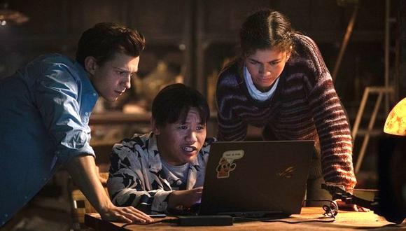 """Tom Holland, Jacob Batalon y Zendaya difunden distintos títulos para """"Spider-Man 3"""". (Foto: Marvel Studios)"""