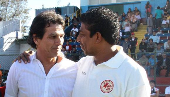Franco Navarro está en el bolo para suceder a José Soto. (Depor/Eddy Lozano)