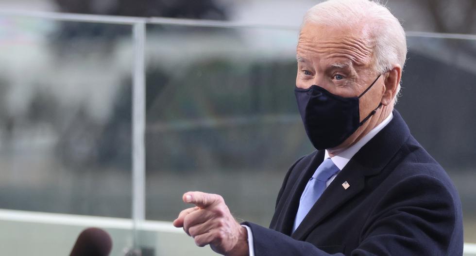 Joe Biden ya es el presidente 46 de Estados Unidos y se alista para firmar una serie de órdenes ejecutivas en torno al cambio climático y la inmigración. REUTERS