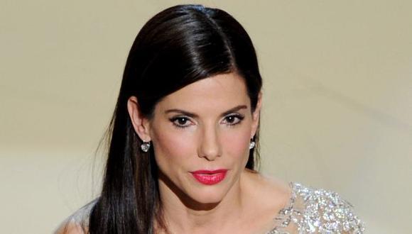 2010 ganó el premio Oscar a Mejor Actriz por su buena interpretación en la película  The Blind Side (Un sueño posible). (AFP)
