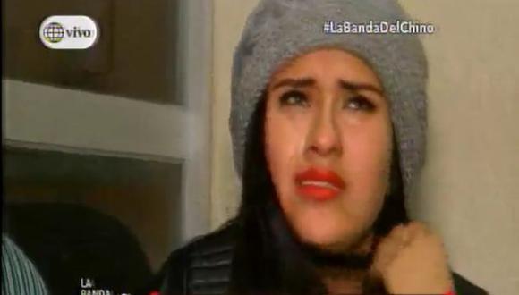 """Thamara Gómez afirma entre lágrimas que sufrió """"ataques"""" por cuestionamientos sobre su sexualidad. (América TV)"""