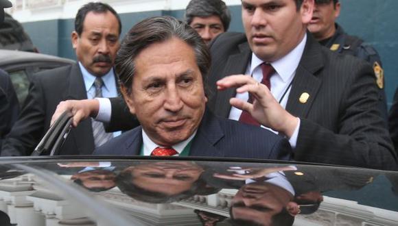 Alejandro Toledo: su defensa presenta recurso contra dictamen de Comisión de Fiscalización. (USI)