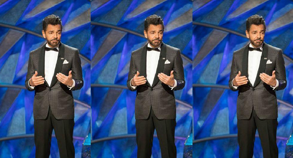 El actor y director mexicano hizo referencia a Donald Trump y sus palabras no cayeron bien. (Getty)